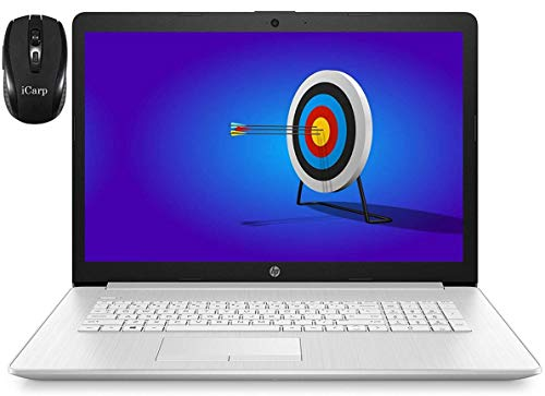 2020 Latest HP 17 Flagship Laptop 17.3'HD+ BrightViewWLED Display AMD...