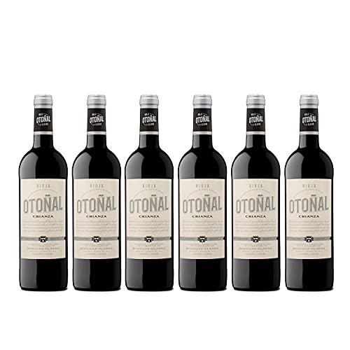 Bodegas Olarra - Otoñal - Vino Crianza, La Rioja, Pack de 6 botellas de 750 ml