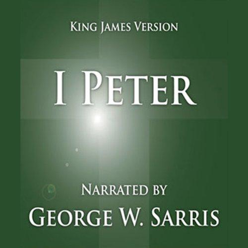 The Holy Bible - KJV: 1 Peter audiobook cover art