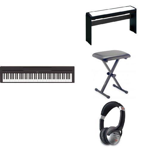 Yamaha P-45 Digital Piano Bundle