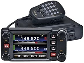 Yaesu Original FTM-400DR/XDR 144/430MHz Dual-Band Analog/Digital Mobile Transceiver System Fusion
