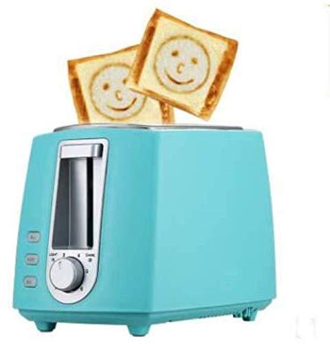 HYLK Beruf Toaster, Edelstahl...