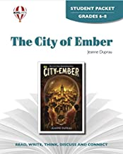 The City Of Ember - Student Packet by Novel Units