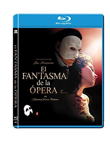 El Fantasma De La Opera (Bd) [...