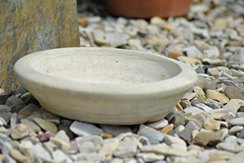 Kunert-Keramik Untersetzer,Pflanzschale,rustikale Handarbeit,Tunesien,26cm
