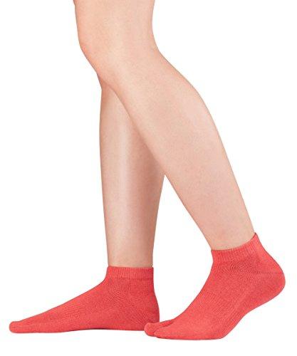 Knitido Traditionals Tabi Sneaker | Tobilleros japoneses en algodón, Talla:35-38, Color:Salmon (834)