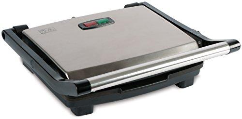 HOWELL GR780-Bistecchiera in acciaio 2000 watt