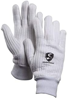 SG Tournament Inner Gloves for Wicket Keeping Mens Size