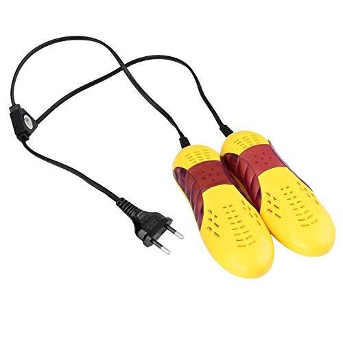 220V 10W Rennwagen-Form-Licht-Schuhtrockner Fußschutz Stiefel Geruch Deodorant Gerät Schuhe Drier Heater ZHANGKANG