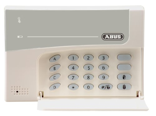 ABUS Funk-Alarmanlage Privest Bedienteil FU9045 44121