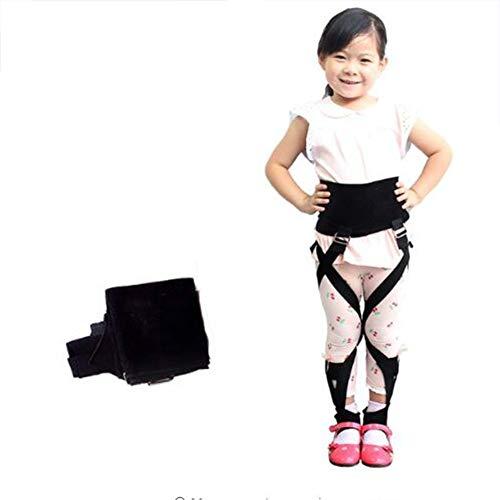 Cushion Beinkorrekturgürtel, O-Typ Beine X-Typ Beinstreckband Bandage Haltungskorrektur Für Männer, Frauen Und Kinder