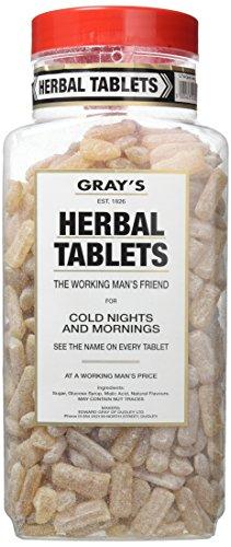 Grays Herbal Tablets 2.72 kg