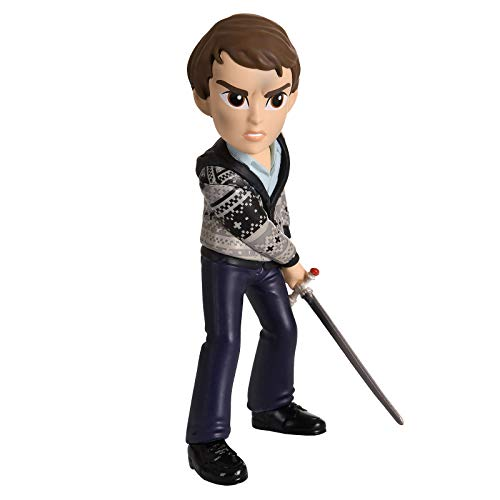 HARRY POTTER Figurine Neville con Gryffindor Espada Funko Rock Candy Vinilo 13cm