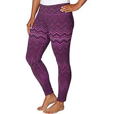 Tuff Athletics Ladies' Printed Active Yoga Legging