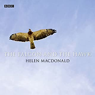 The Falcon and the Hawk audiobook cover art