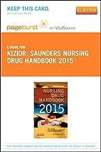 Saunders Nursing Drug Handbook 2015 Passcode: Pageburst E-book on Vitalsource