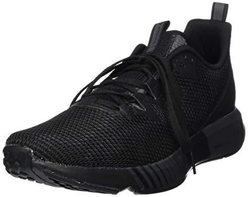 Reebok Men's Fusion Flexweave Trail Running Shoes, Multicolour Black Ash Grey Coal White 000, 11.5