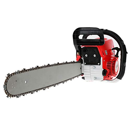 Buy RollingBronze 20 Inch 52CC Engine Petrol Chainsaw Cutting Wood Saw Bar Handle Repair Tool