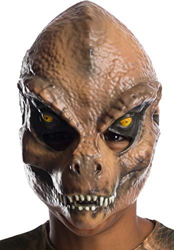 Rubie s 39045 - Maschera da dinosauro T-Rex per bambini