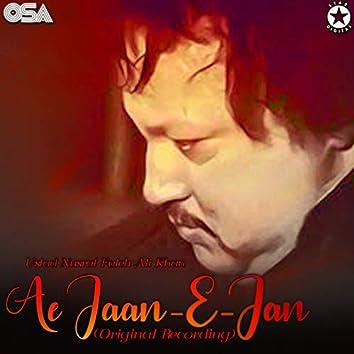Ae Jaan-E-Jan