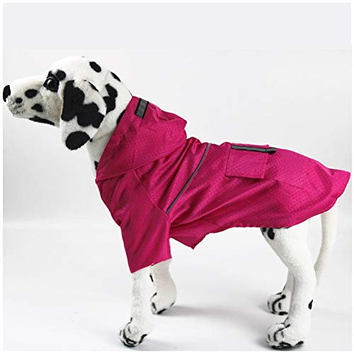 Impermeable Perro  marca NACOCO