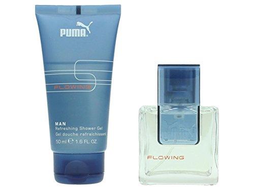 Puma Flowing Eau de Toilette Vaporisateur Spray für Männer 50 ml