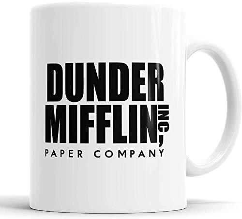 Dunder Mifflin taza TV Advanta Office Dad hijo Series 95