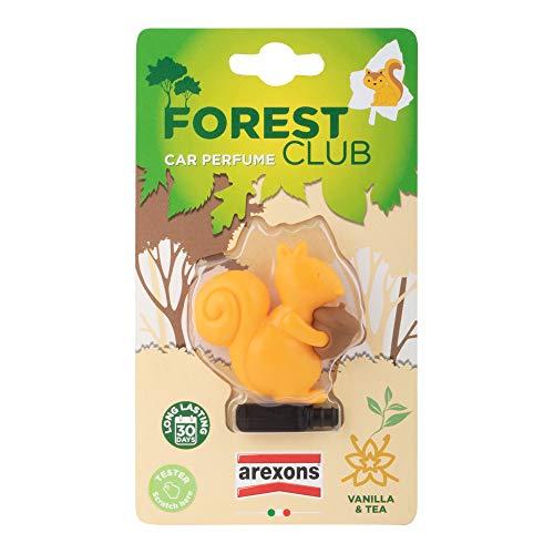 Arexons 2042 Forest Club Scoiattolo (Vanilla&Tea), Vanilla & Tea