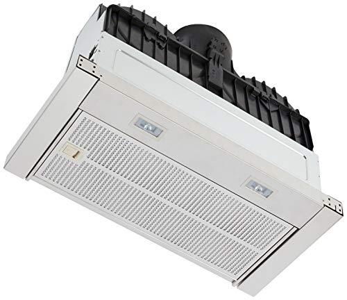 Neff D46ML54X1 Hotte encastrable/Hotte plate N70 / 60 cm/Classe d'efficacité énergétique A/Acier inoxydable