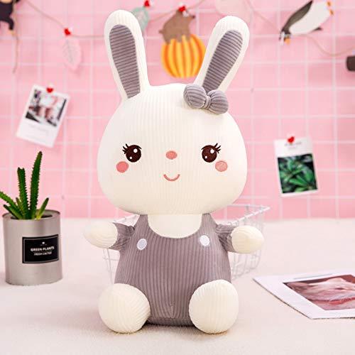Hunpta @ 30cm Plüschtiere Dekokissen Karikatur Netter Kaninchen Weich Plüsch Spielzeug Kuscheltier Puppe Festival Geburtstag Weihnachten für Junge Mädchen