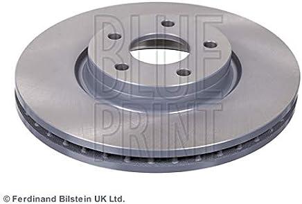 TARAZON Front Brake Rotors Discs /& Brake Pads Kit for Honda CBR1000RR 2004 2005 CBR 1000 RR