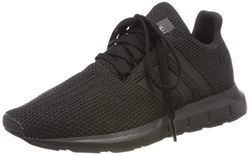 adidas SWIFT RUN J Zapatillas de Gimnasia Unisex Niños, Negro (Core Black/Core Black/Core Black Core Black/Core Black/Core Black), 40 EU (6.5 UK)