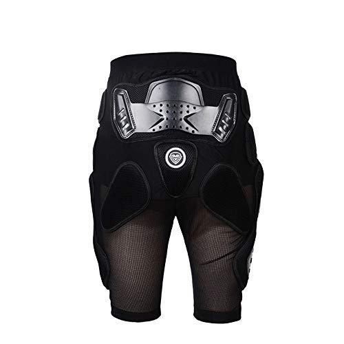 YXSSC Armour Hosen Motorradreithosen Eislauf Eislauf Rüstung Rüstung Rüstung Sporthosen Hosen,S