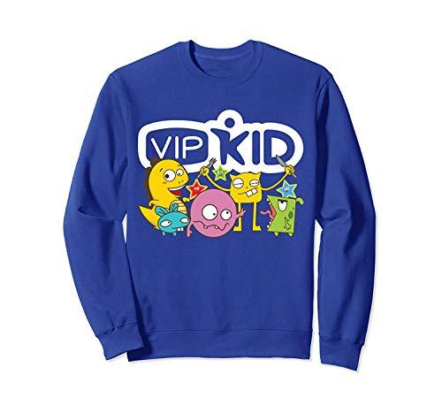 Situen VIP.Kid Teach ESL Teacher Tshirt Sweatshirt - Front Print Sweatshirt for Men and Woman.