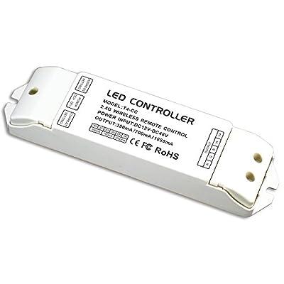 LEDENET® 8-zone 2.4G LED Wireless Synchronization RGBW Controller Remote DIY Control RGB RGBW RGBWW LED Strip Lighting and LED Panel Light
