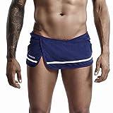 SO-buts Herren Home Sport Shorts Pure Arrow Hosen Fashion Pure Home Hosen, Herren Home Sport Laufshorts einfarbig Hosen -