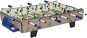 Amazon Basics Tabletop Foosball with Accessories