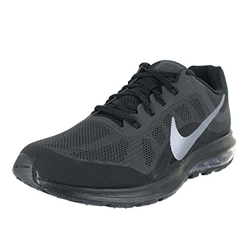 Nike Men's Air Max Dynasty 2, Anthracite/Metallic Cool Grey/Black, 12.5