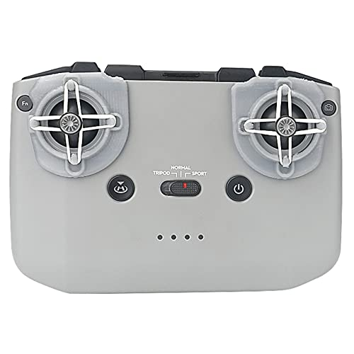 Hensych Para Mavic AIR 2/AIR 2S/MINI 2, mando a distancia, amortiguador basculante, joystick fijo, montaje libre, método de fijación 3M, para volar con velocidad constante.