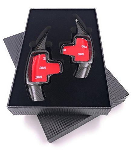 H-Customs ECHT CARBON DSG Schaltwippen Shift Paddle A/B/C/E/S/G/M/CLK/SL 2012-2015 REAL CARBON
