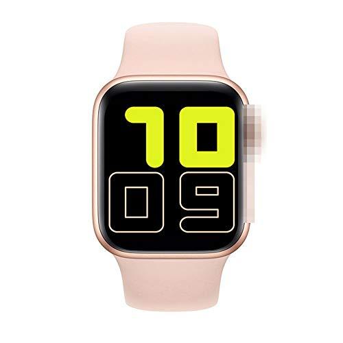 DUTUI Sportuhr, Multisportmodus-Kalorienverbrauchsuhr wasserdichte Bluetooth-Uhr, angenehm zu tragen,Rosa