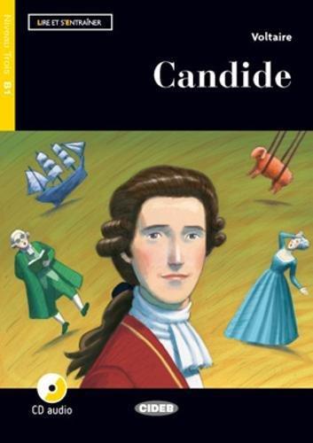 Candide. Livello B1. Con app. Con CD-Audio [Lingua francese]