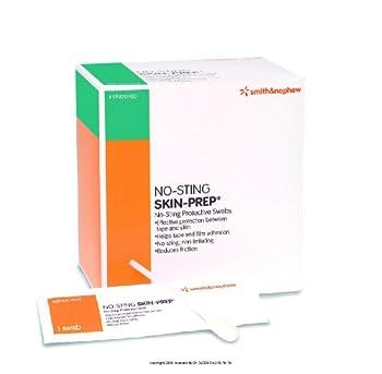Smith & Nephew No-Sting Skin Prep - Swabs - Box of 50 - UNS59420700_bx