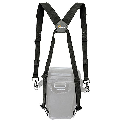 Lowepro Topload Chest Harness Tragesystem schwarz