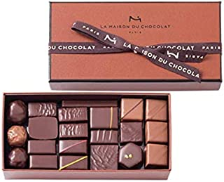 メゾンデュショコラ LA MAISON DU CHOCOLAT アソルティモン メゾン S2 メゾンドショコラ 285g(約40粒) チョコレート ボンボンショコラ ホワイトデー ギフト