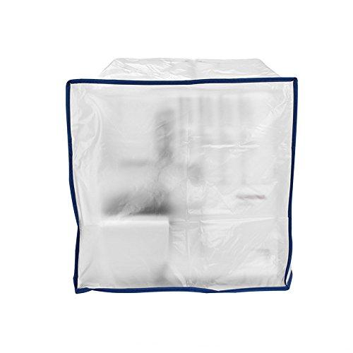 Staubschutzhülle für Overlocker/Coverlock (transparent)