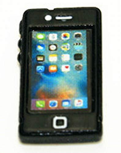 ARUNDEL SERVICES EU 1:10 Teléfono móvil Accesorios en Miniatura Teléfono móvil TRX-4 RC4WD RC Crawler Casa de muñecas Modelo DX Axial SCX10 90046