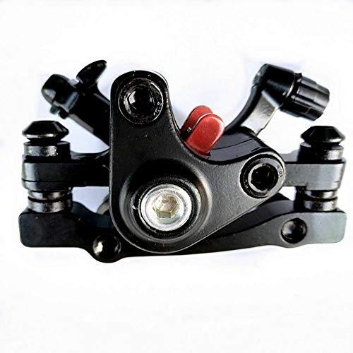 QAH Disco de Freno de 160 mm,Freno de Disco mecánico de Bicicleta,Pinza...