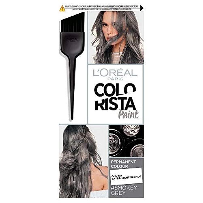 娯楽セージ毎日[Colorista] Colorista髪9.1スモークグレーペイント - Colorista Hair Paint 9.1 Smoke Grey [並行輸入品]