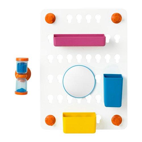 IKEA LADDAN Badaufbewahrung für Kinder